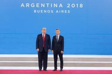 El único viaje de Trump a la región fue al G-20 de Buenos Aires, a fines de 2018