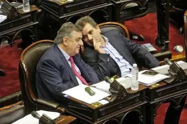 Mario Negri, jefe del interbloque de Juntos por el Cambio