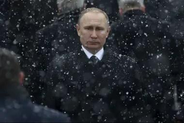 El presidente ruso Valdimir Putin