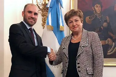 El FMI se encuentra en una intensa negociación con la Argentina por la reestructuración de la deuda