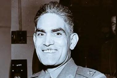 Abd al-Karim Qasim, el líder de la revuelta que terminó con la realeza iraquí