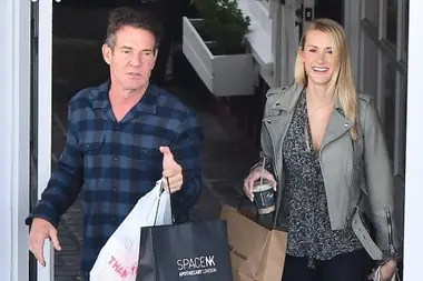 Dennis Quaid and his fiancée, Laura Savoie, they had to cancel their wedding in Hawaii