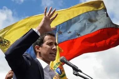 Numerosos países han reconocido a Juan Guaidó como presidente encargado de Venezuela