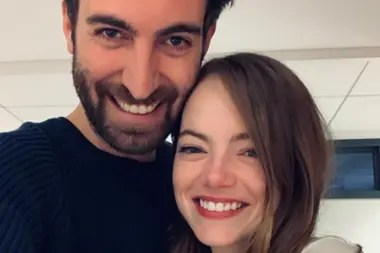 Emma Stone is another star who will not be able to marry this year