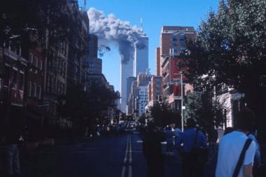 Muchas personas sufrieron las consecuencias físicas y psicológicas de los ataques del 11S