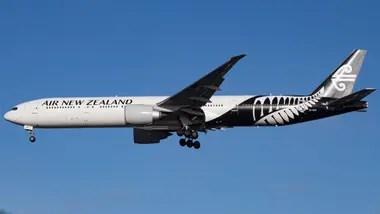 Algunos argentinos tenían pasajes en Air New Zeland, que fueron cancelados
