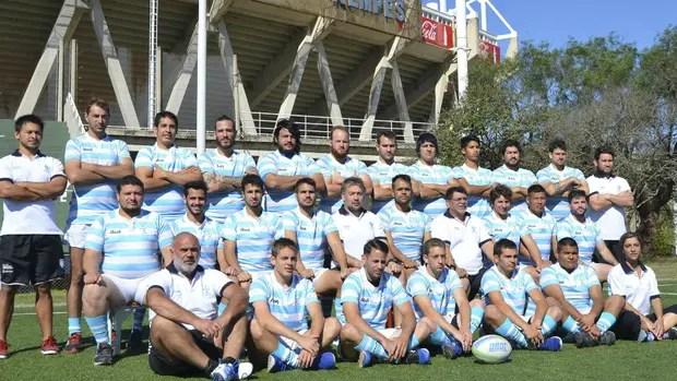 El equipo cuenta con 25 jugadores de 12 provincias que practican por separado y se reúnen una vez por mes