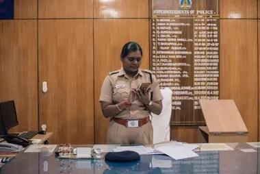 La policía arrestó a 46 personas por el ataque a Rukmani