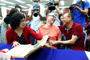 El paradero de Mao se pudo dar gracias a un sistema de reconocimiento facial. Fuente: STR / AFP