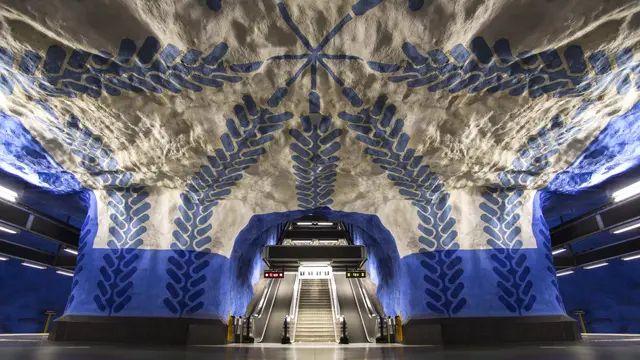 T-Centralen en Estocolmo. Foto: Atmosphere1