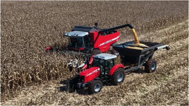 Los tractores impulsaron la suba en la facturación de la maquinaria agrícola