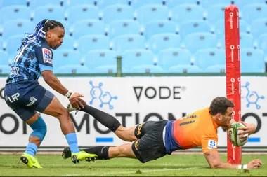 Los tries de Emiliano Boffelli en el Súper Rugby deberán esperar; el futuro de Jaguares es incierto todavía