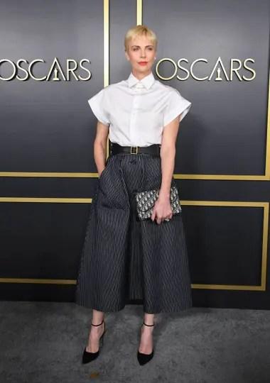 Charlize Theron está nominada al Oscar 2020 como Mejor actriz, por El escándalo