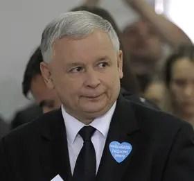 """Jaroslaw Kaczynski: """"Europa necesita una contrarrevolución cultural"""""""