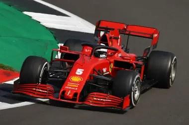 Desde Ferrari están abiertos a realizar cambios sobre el chasis del auto de Sebastian Vettel