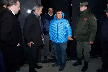 En 2016, el fiscal Guillermo Marijuan encabezó grandes rastrillajes en busca de bienes de Lázaro Báez en el Sur