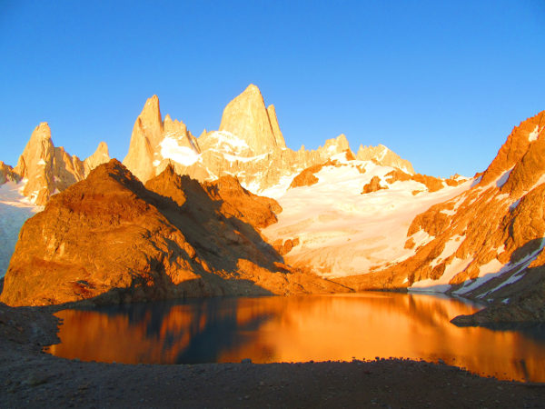 Voyage sportif en Patagonie