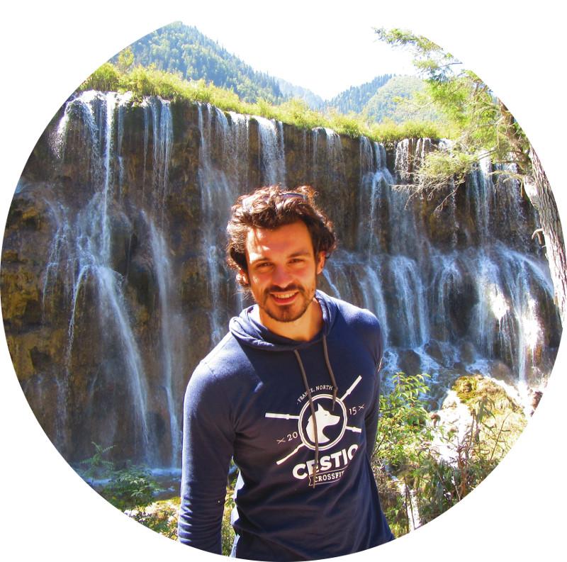 Matthieu, créateur de voyages sportifs