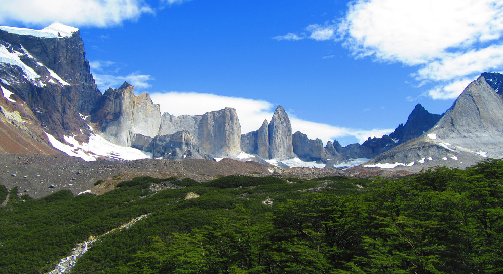 patagonie trekking torres del paine