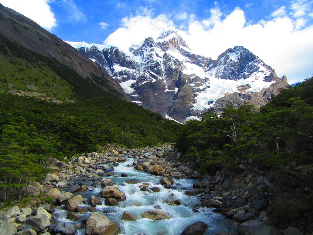 trekking torres del paine patagonie