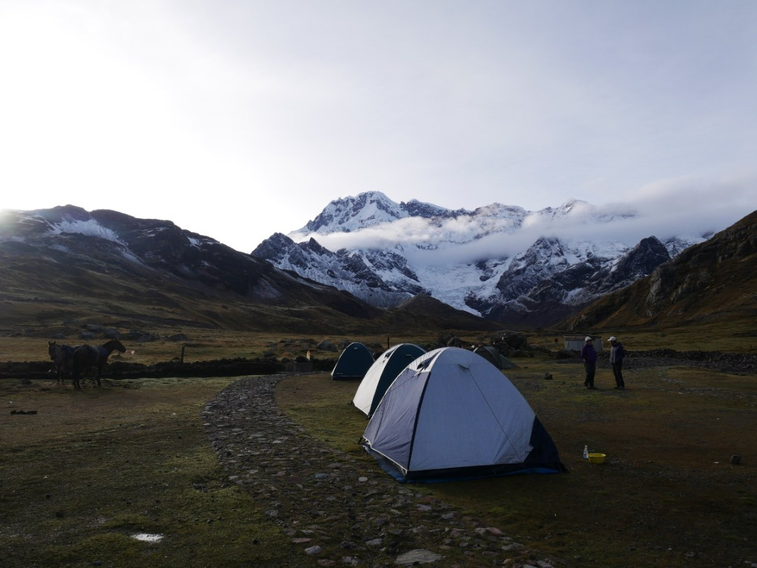 Campement Upis