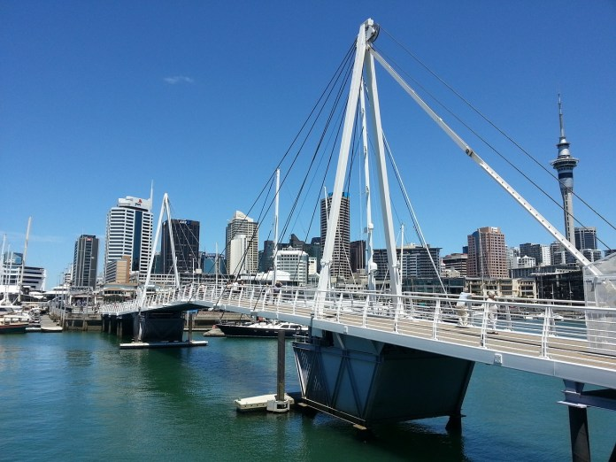 A beautiful city Auckland