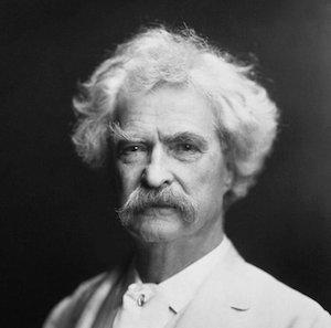 Meet the top 100: Mark Twain