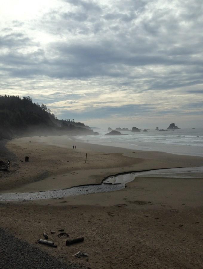 Two beautiful hikes + Oregon's Coast