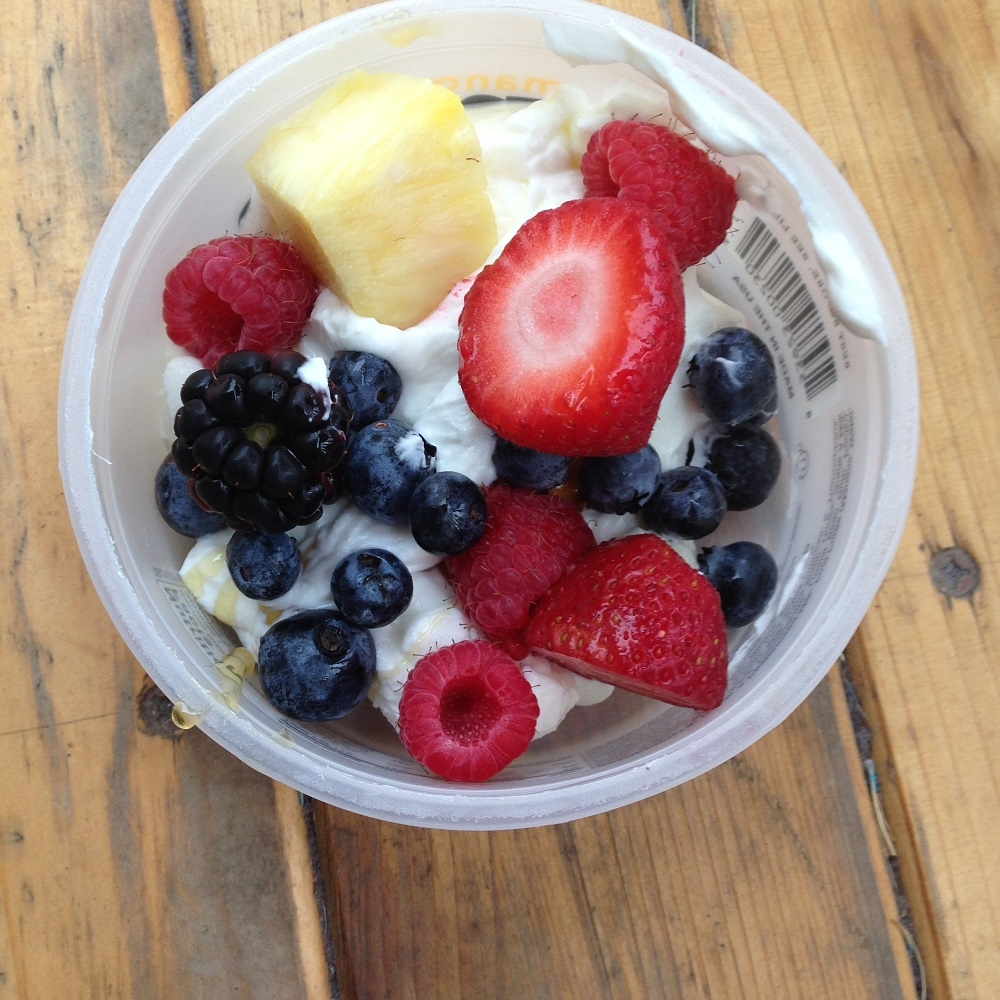 plain greek yogurt_All you snackers, how to snack smart and choose good snacks.