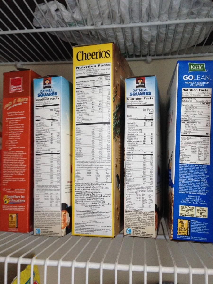 cereal, 10 ways changed diet