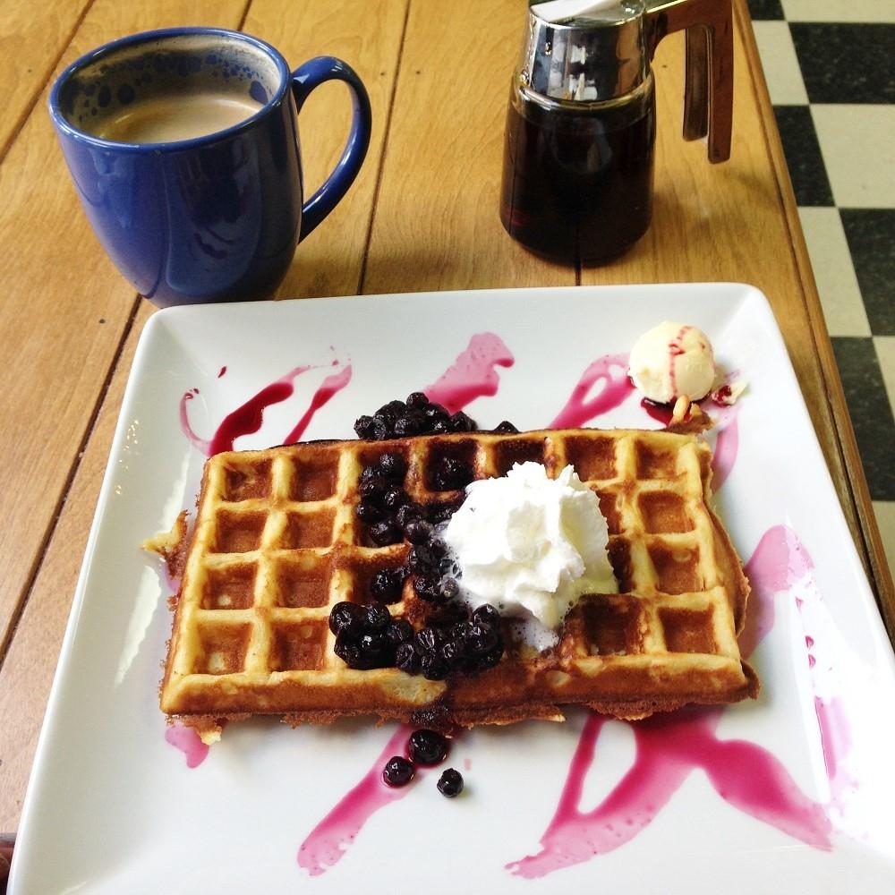 waffle, 10 ways changed diet