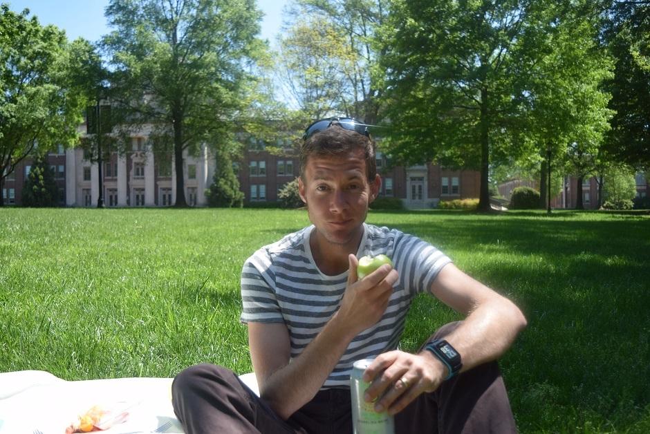 picnic at Davidson