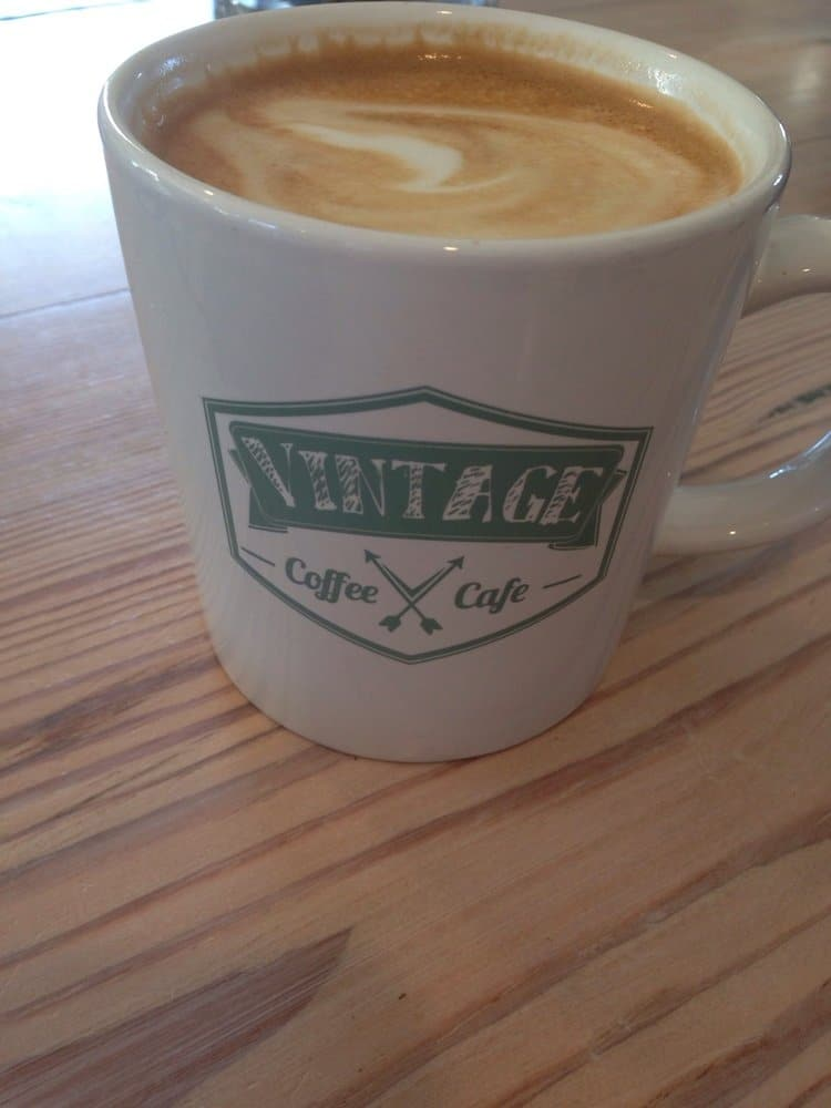 Vintage Coffee Cafe_Charleston