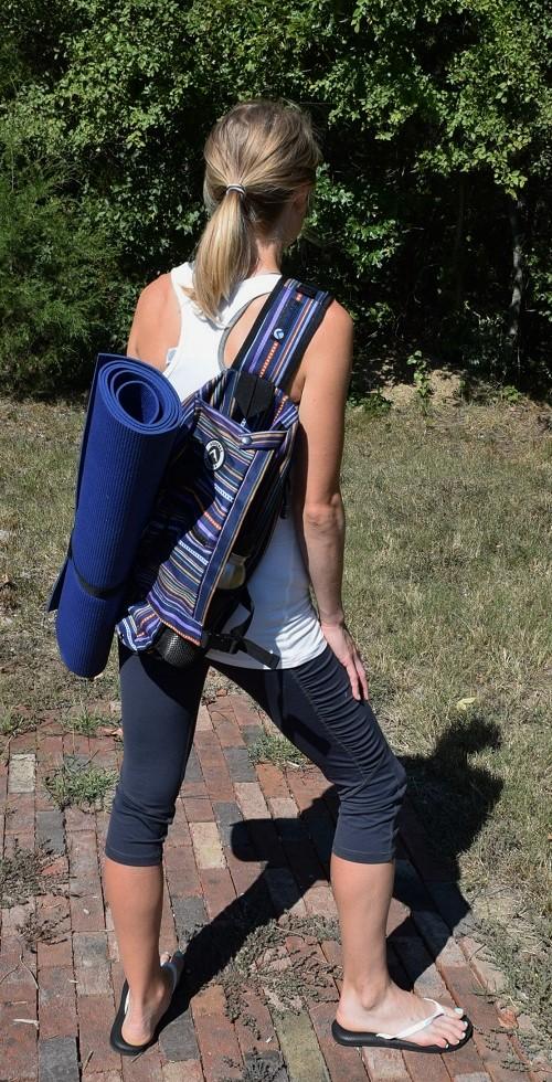 Aurorae Yoga bag, , yoga giveaway