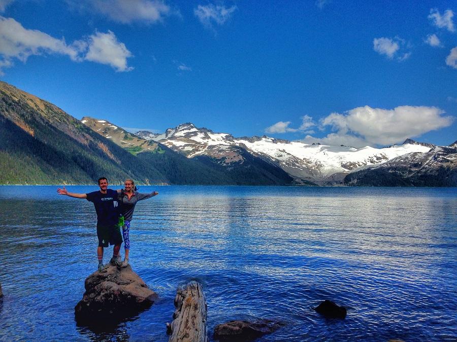 Garibaldi Lake, Vancouver