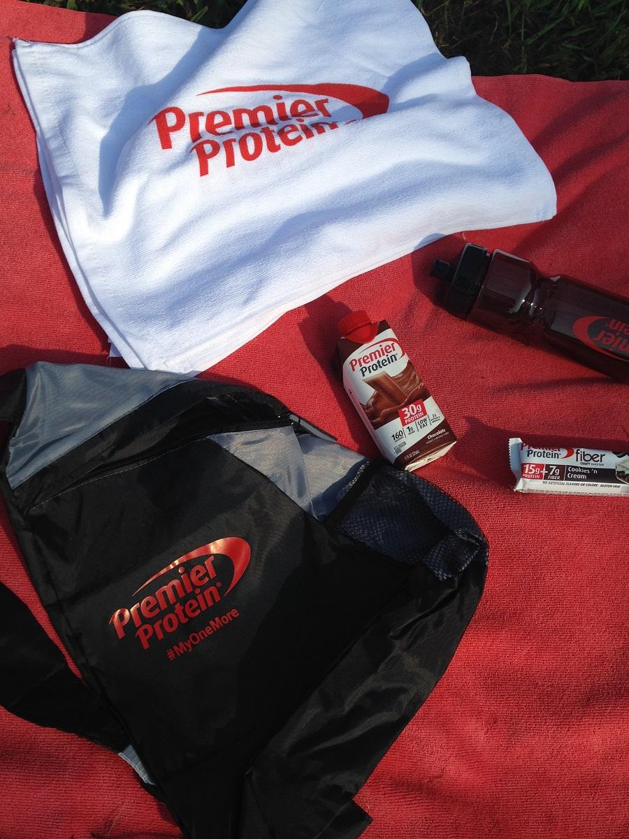 Premier Protein, Sweat Strengthen Flow