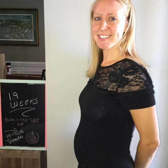 Actually20 weeks today! 20 week pregnancy update is on thehellip