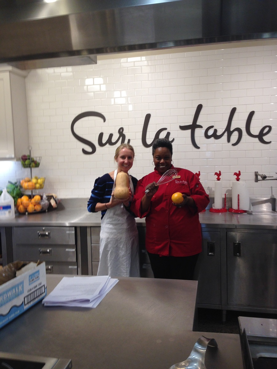 What To Expect From A Sur La Table Cooking Class