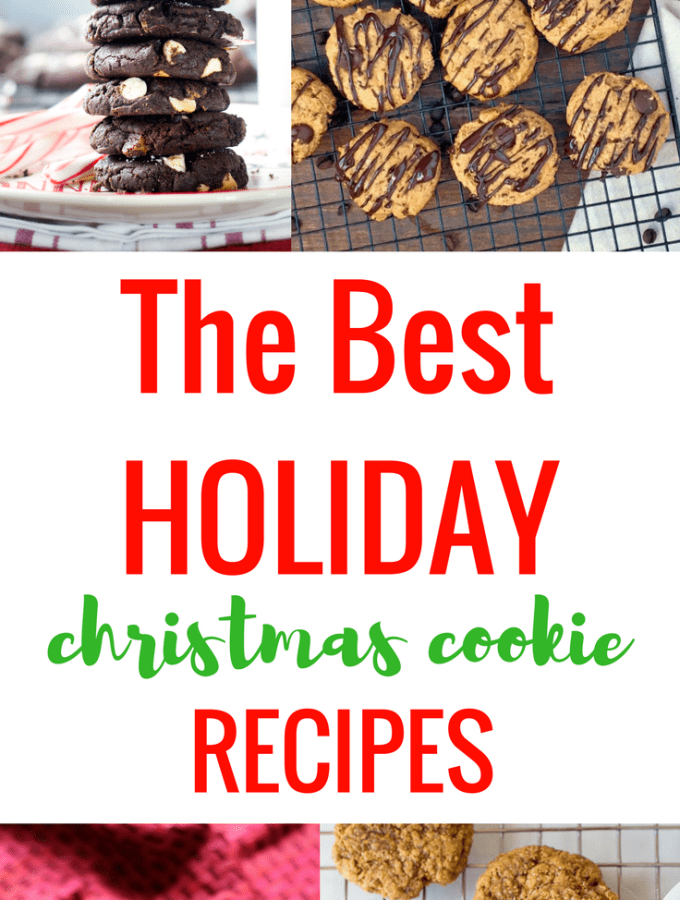 All The Holiday Christmas Cookie Recipes You Need