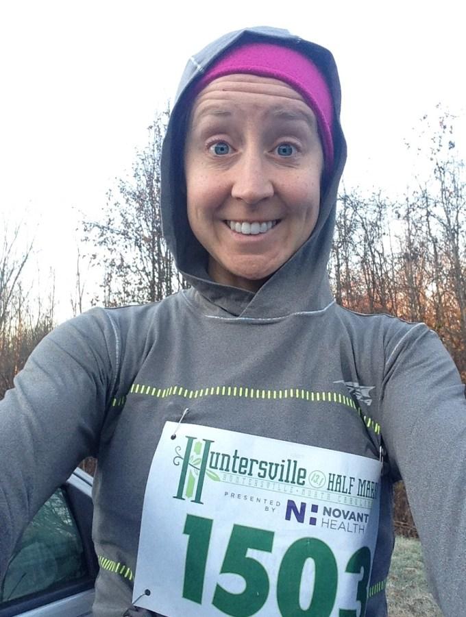 Huntersville Half Marathon Recap