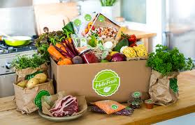 Hello Fresh, Holiday Gift Guide for Foodies