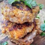 Sweet Potato Turkey Burger2