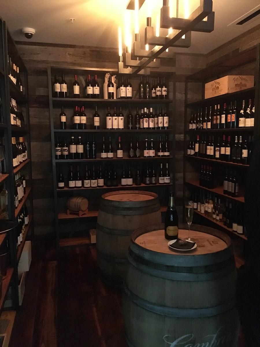 Hidden Wine Room