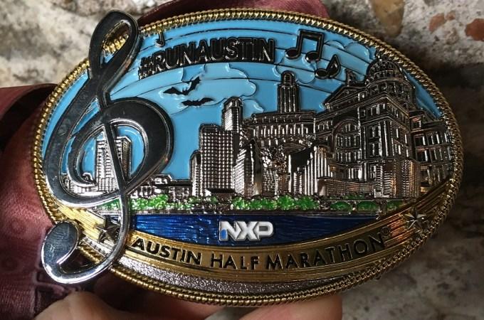 Austin Half Marathon Recap