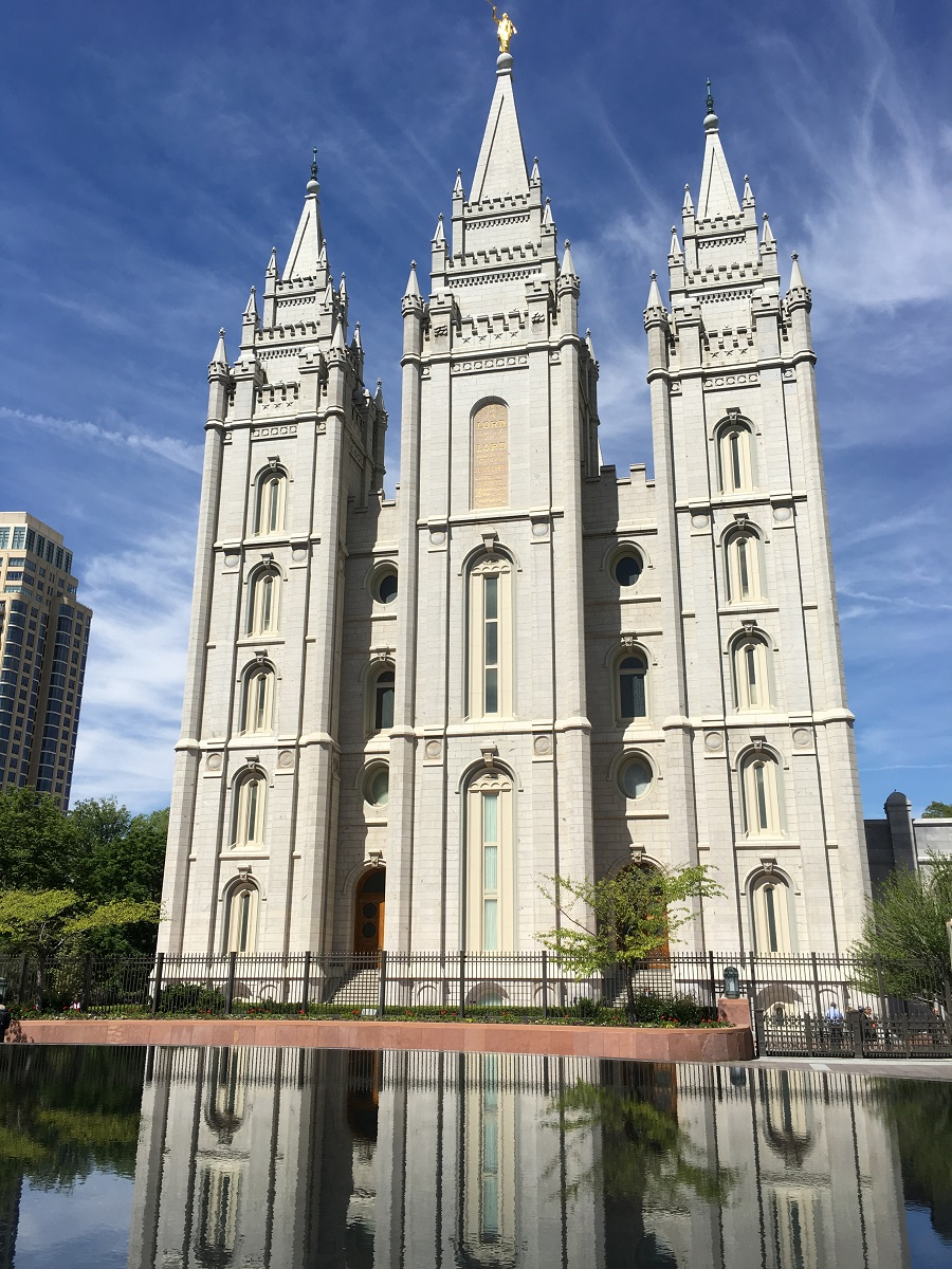 Salt Lake Travel Guide