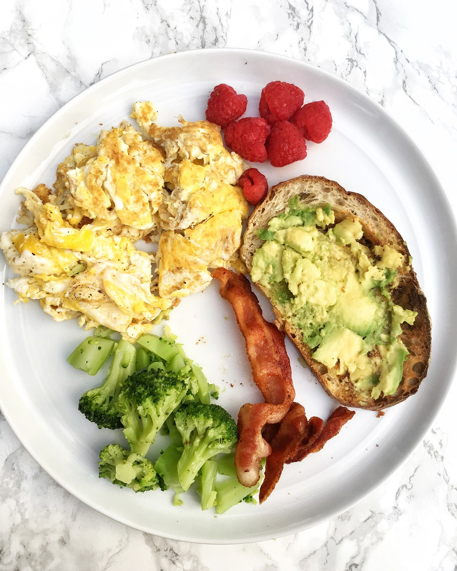 Challenging your eating routine