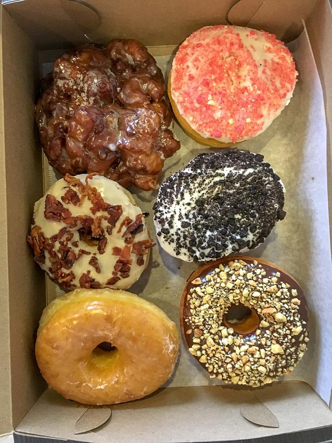 OMG Donuts, Charlotte
