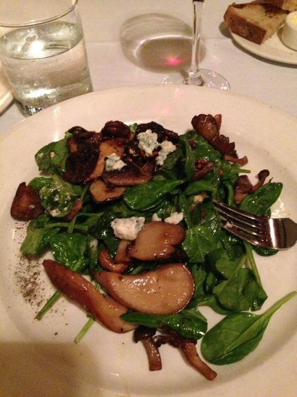 VQ_spinach salad