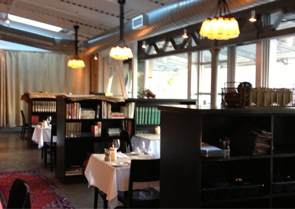 Irving Street Kichen Library