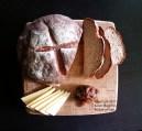 Onion Rye & Apple Chutney